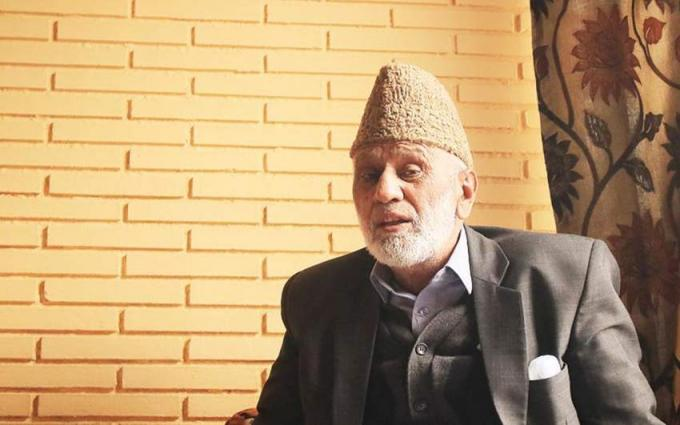Rights violations order of the day in IOK:  Mohammad Ashraf Sehrai