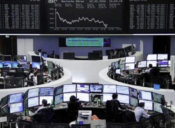 European stock markets drop at open 09 Nov 2018