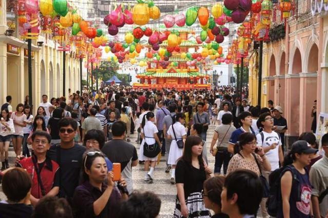 Macao population reaches 663,400 at end of September