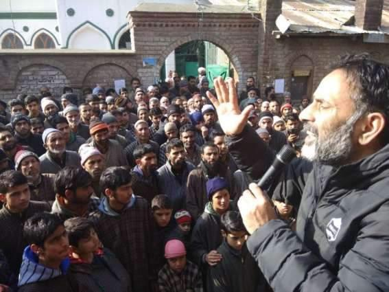 Peace in South Asia not possible without Kashmir dispute settlement: Mukhtar Ahmad Waza