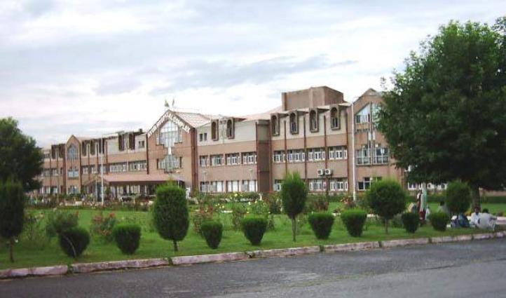 Woman gives birth to quadruplets in Ayub Teaching Hospital Abbottabad