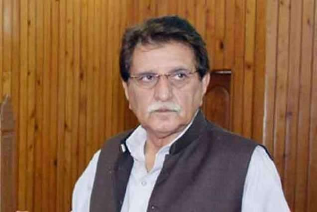 AJK seeks civilized world's due support to resolve Kashmir issue