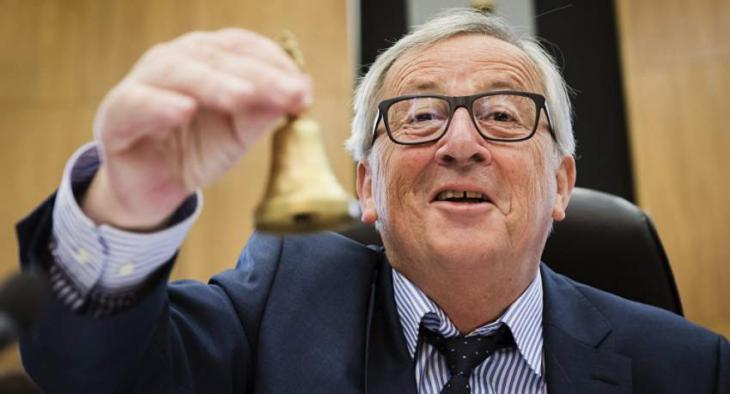 EU Politicians Say Juncker's Words on Europe G7 Phaseout Provocative Yet Reasonable