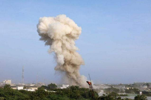 Three blasts, gunfire heard in Somali capital Mogadishu: AFP
