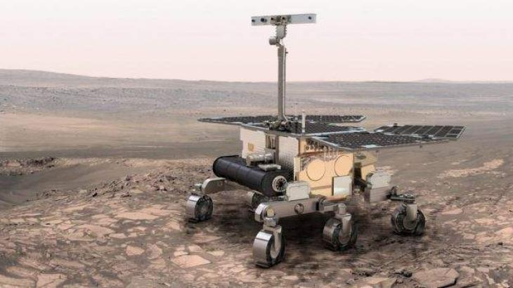 Mars' Oxia Planum Chosen as Preferred Location for Russia-EU ExoMars-2020 Landing - ESA