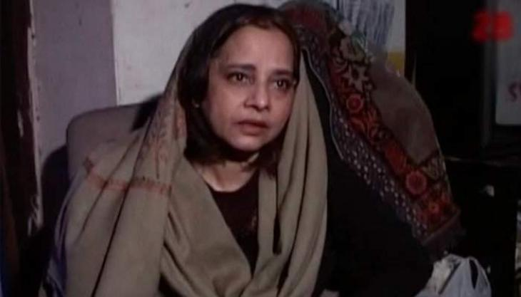 Roohi Bano safe at brother's house: Sister