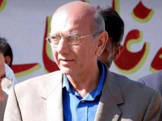 AJK EC pays tributes to sardar khalid ibrahim