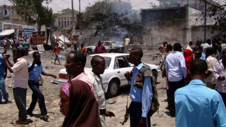 Series of Bomb Blasts Kill Nearly 20, Wound Dozens in Somalia's Capital - Reports