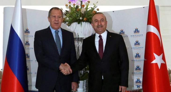 Russia, Turkey Foreign Ministers Discuss Fresh 'Astana Format' Talks on Syria