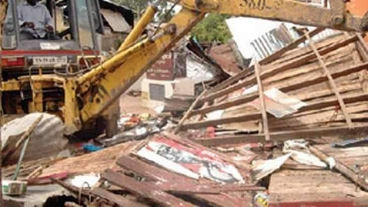 Commissioner Hyderabad directs for removal of encroachments