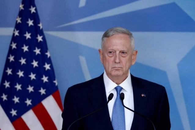 US Committed to Finalizing Military Deconfliction Framework With China - Mattis
