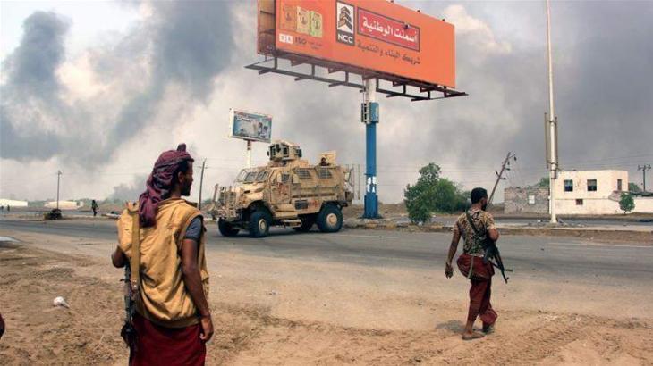 UN Reports 94 Civilian Deaths in October From Fighting in Yemen's Al Hudaydah District