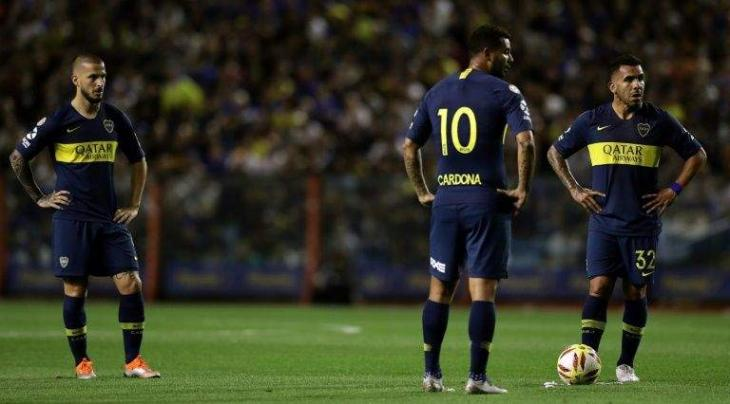 River, Boca, ready to rumble in all-Argentine Copa Libertadores final