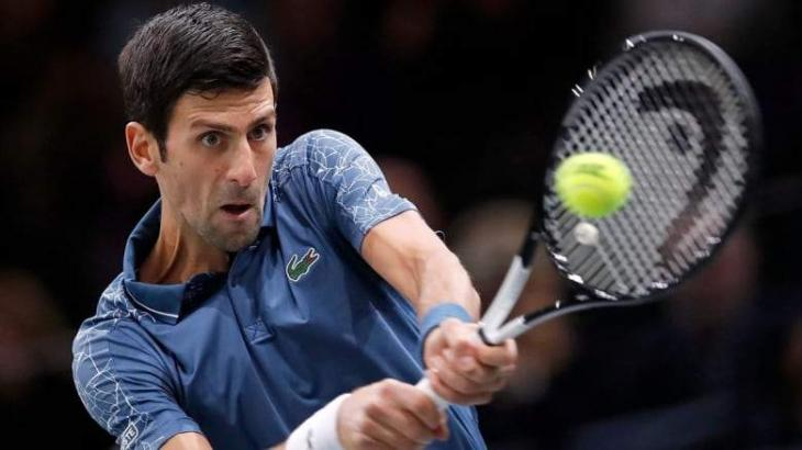 Djokovic hails 'perfect 5 months' as he targets ATP Finals glory
