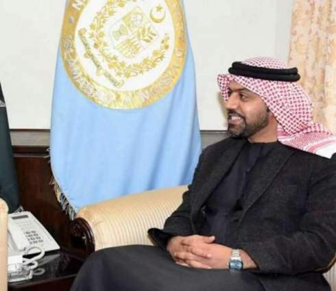 UAE Ambassador meets with Chief Minister of Pakistan's Sindh Province
