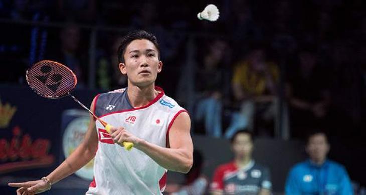 World champion Momota battles into China Open final