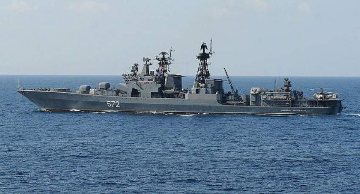 Russia, Japan Launch Joint Naval Drills in Gulf of Aden - Military