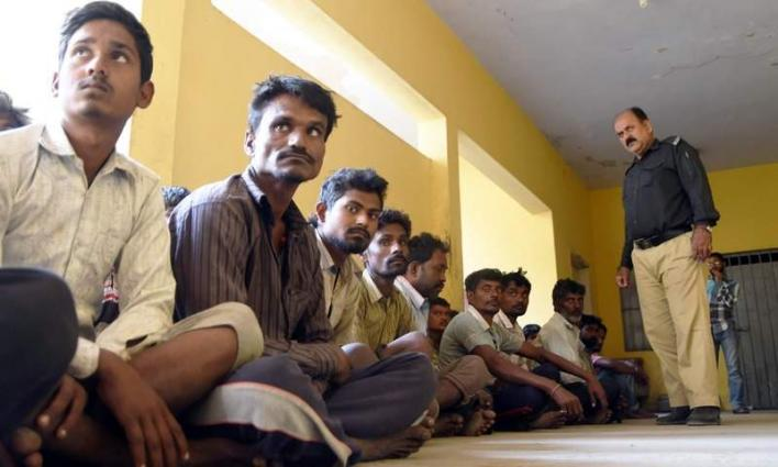 Pakistan Maritime Security Agency arrests 12 Indian fishermen
