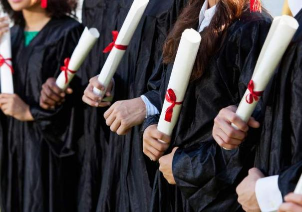 Degrees conferred on 175 graduates of Foundation University