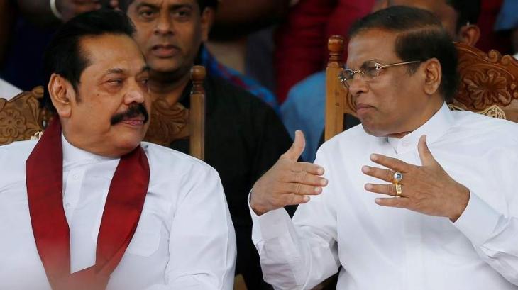 Legal challenge as Sri Lankan political turmoil deepens