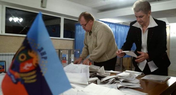 Int'l Representatives Not Violating EU Laws by Observing Donbas Elections - Politician