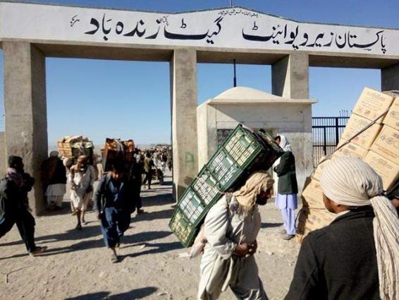 Iran reopens trade gate in Chaghi's Taftan