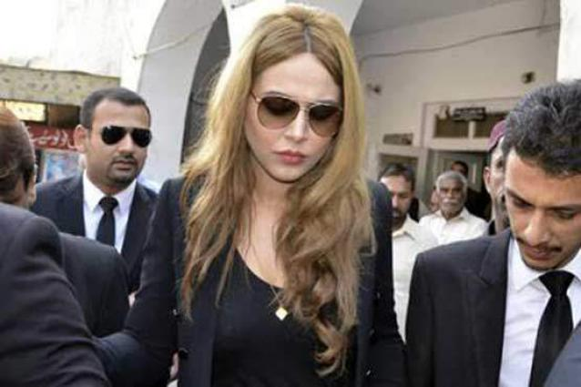 Ayyan Ali lawyers challenges her non-bailable arrest warrants
