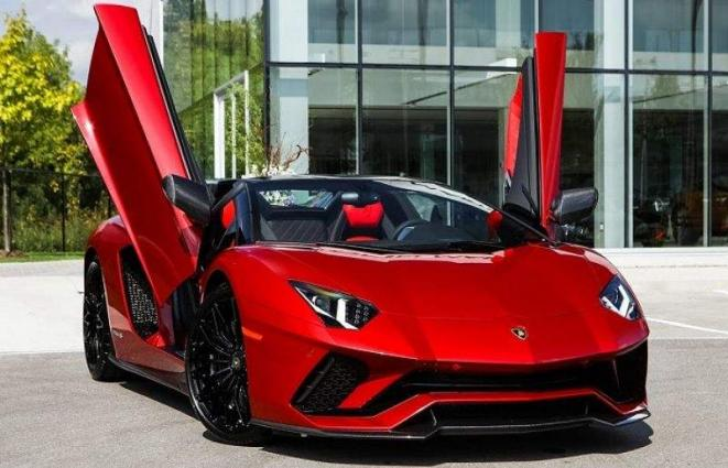 Luxury Sport Car Lamborghini Most Googled Car In Pakistan Urdupoint