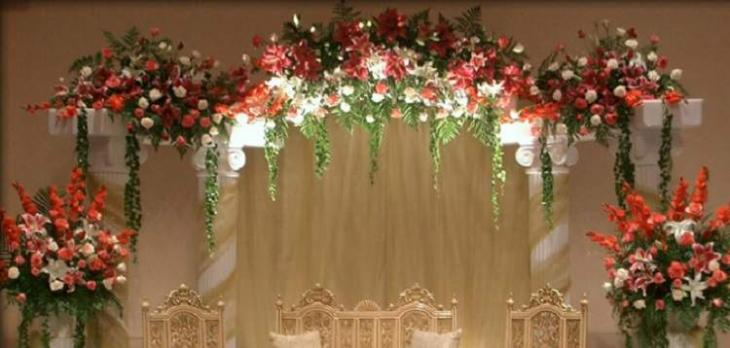 Pakistani Wedding Ceremonies Incomplete Without Flower