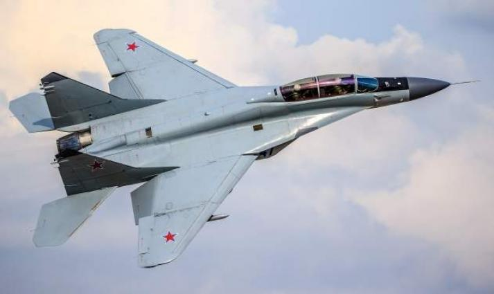All Tests Of Russias MiG-35 Fighter To Be Completed In 2019