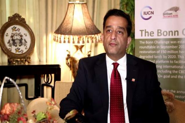 IPCC report 2018 reveals irreversible Climate Change patterns: Malik Amin Aslam
