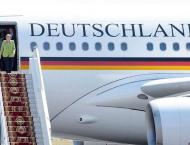 Merkel set for late G20 arrival after 'serious' plane troubles
