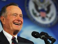 Former US president George Bush, head of political dynasty, dead  ..