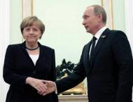 Putin Holds Working Breakfast With Merkel, Asks Chancellor About  ..