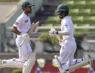 Bangladesh vs West Indies second Test scoreboard