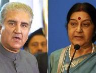 Shah Mehmood Qureshi hits back at Sushma Swaraj on Twitter