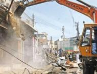 Anti-encroachment operation to be launched in district West Karac ..