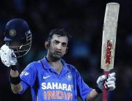India's Gambhir to retire from cricket at 37