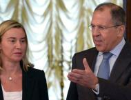 Lavrov to Meet With Mogherini, Greminger on Sidelines of OSCE Min ..