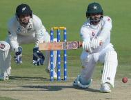 Ton-up Azhar lifts Pakistan to 224-3 in third Test