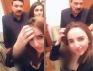 The internet is divided after girl calls Sheikh Rasheed a pervert