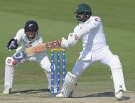 New Zealand face uphill battle after Azhar, Shafiq hit hundreds