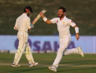 Twitterati lauds Yasir Shah for making history with fastest 200 t ..