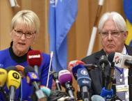 China welcomes UN-sponsored Yemen peace talks in Sweden