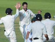 N.Zealand win first away Test series over Pakistan in 49 years