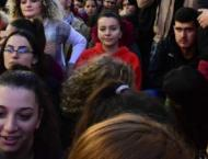 Albanian universities seized by student protests