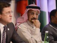 Saudi Energy Minister Says Pleased OPEC-Non-OPEC Managed to Reach ..