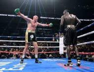 World Boxing Council  green lights Wilder-Fury 'direct rematch'