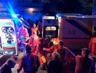 Six dead, dozens hurt in stampede at Italian nightclub