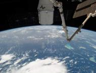 SpaceX Dragon Cargo Spacecraft Arrives at ISS - NASA